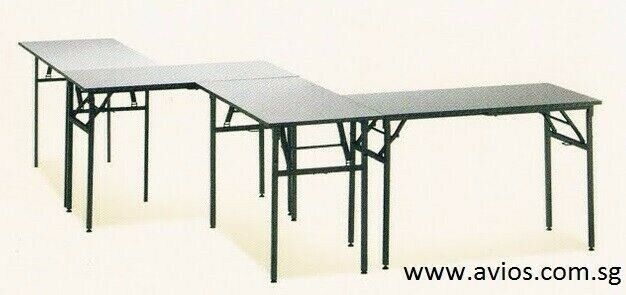 Easy to fold up and store away Folding Tables for sale