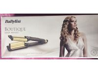 Babyliss Boutique Deep Waves