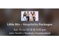 Little mix tickets