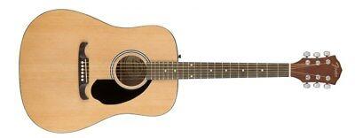 Fender FA-125 Dreadnought Acoustic, Natural