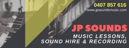 JP SOUNDS- Music Lessons Pakenham Lakeside