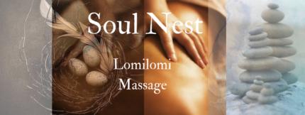 Hawaiian Lomilomi massage