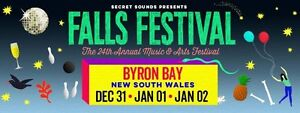 Falls Festival Tickets 2x 3 day ticket with camping Karalee Ipswich City Preview