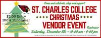 St. Charles College  Christmas Vendor and Craft Expo