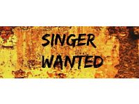 Singer wanted!!