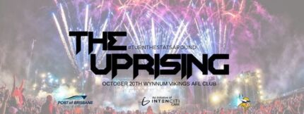 The Uprising 2017 - Major Event
