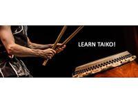 Introductory Taiko Drumming Weekend Workshop - November 2018