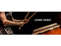 Taiko course in Edinburgh