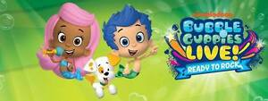 Bubble Guppies Tickets