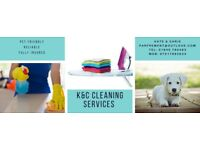 Professional Cleaning & Painting fully insured