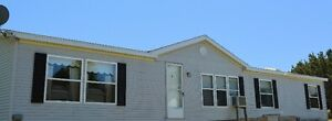 3 Bedroom 2 Bath Double Wide Mobile Home for Sale