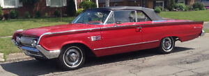 1964 Meteor Convertible REDUCED