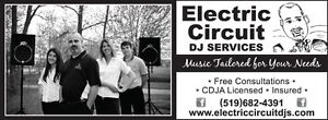 Electric Circuit Dj Service London Ontario image 1