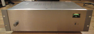 TOA Power Amplifier Model P-912A 120V 60W 900 SERIES RACKMOUNT