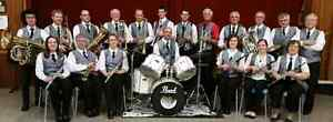 Concet Band Members Needed Stratford Kitchener Area image 1