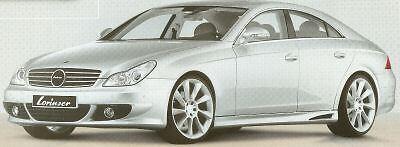 Mercedes Original Lorinser Marke OEM Seitenschweller CLS Klasse W219