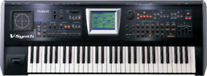 SYNTHETISEUR ROLAND V-SYNTH SYNTHESIZER