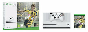 BNIB Xbox One S FIFA 17 Bundle (1 TB)