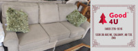 Good4U Store - ALL Sofas and furniture 50% OFF NOW ONLY $50 Calgary Alberta Preview