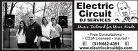 Electric Circuit Dj Service