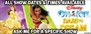 ★★Disney On Ice: Dare To Dream★★(ALL SHOW DATES/TIMES)