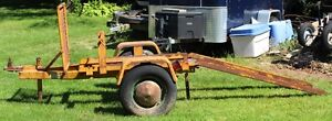 Utility Trailer with Multiple Potentials London Ontario image 3