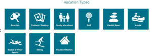 VACATION For Life - Over 35K Hotels and Resorts