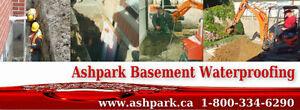Wet Leaky Basement ☎️1-800-334-6290 Basement Epoxy Crack Repair