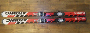 Downhill Atomic Race 6, 140 cm, used