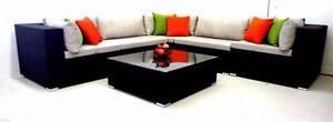 Outdoor Furniture Sofa Bali L Shape Modular 3x3 X/L Setting Berwick Casey Area Preview