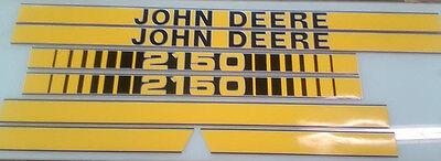 John Deere 2150 Hood Decals