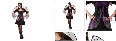 Totally Ghoul Wicked Bat Women's Halloween Costume Size Small NWT
