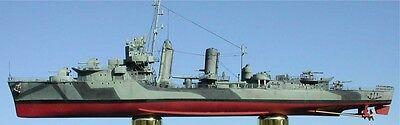 1/350 USS Conyngham  DD371 1943 Mahan class Complete Resin & PE Brass  Model Kit