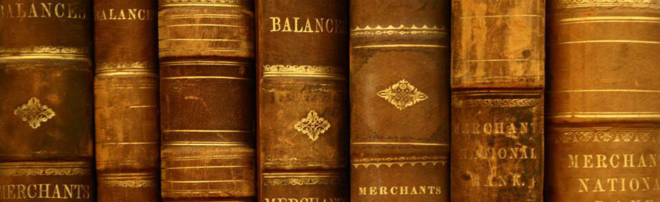 A look back -books and collectables