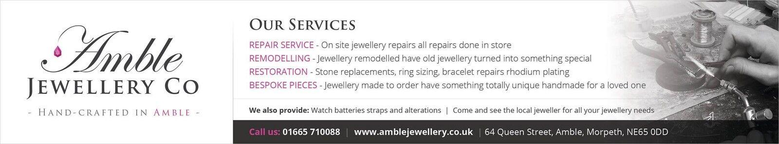 Amble Jewellery Co