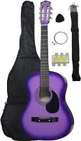 Acoustic guitar (kid size)