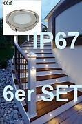 Einbaustrahler IP67