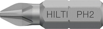 Hilti 2039082 Power Bits S-b Ph2 502 25 Pk Cordless Systems