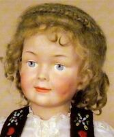 ANTIQUE DOLL MOLD