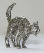 Pewter Cat