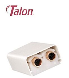 Talon Double Pipe Cover 15mm (2.5 and 1.35m piece)