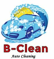 Auto Cleaning, Car or Truck cleaning 50$ Including Wax