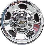 2004 Chevy Silverado Wheels