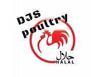 DJS Halal Wholesale Poultry LTD