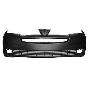 New Painted 2004 2005 Toyota Sienna Front Bumper