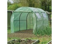 Polytunnel replacement cover