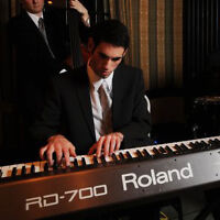 Versatile pianist available for weddings, parties, and more!