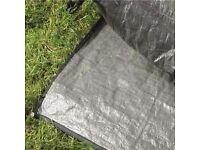 Outwell Montana 6P tent footprint