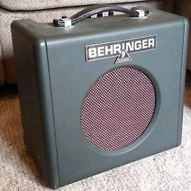 Behringer firebird guitar amp