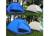 2x 2 man tent